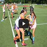 Lacrosse Training - Coaching Defensive Positioning