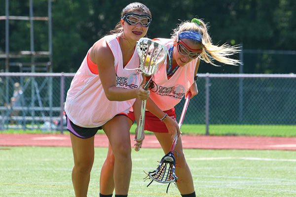 Girls Lacrosse Drills