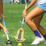 Girls Lax Training