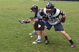 Lacrosse Training - Groundball Lacrosse Drills