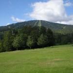 Stratton Mountain Lax Field