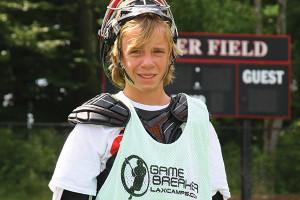 Lacrosse Training for Boys