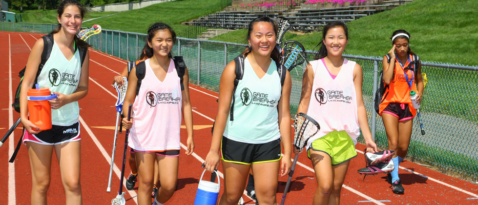 Girls Lacrosse Summer Training