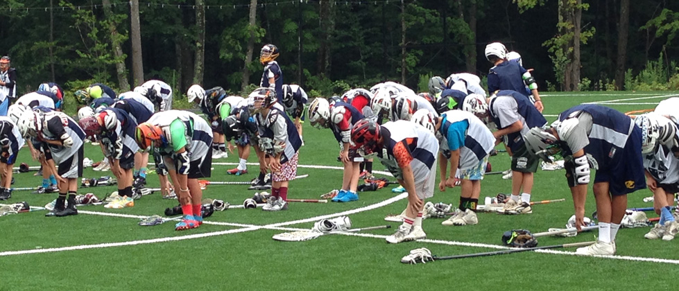 Lacrosse Summer Camps and Training