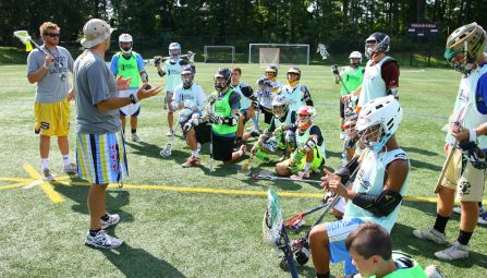 Lax Clinics - Opportunities for Students with Special Needs