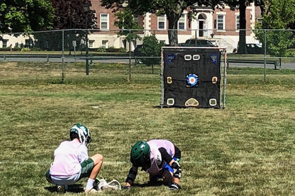 Lax Camps - Lacrosse Faceoff - Albany Lacrosse Camp