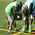 Boys Lax Camps - Lacrosse Training Faceoff Play Button