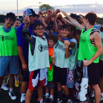 This Boys Lacrosse and Leadership Camp is One of a Kind
