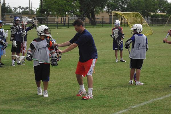 Lacrosse Drills - Training Lax Defense