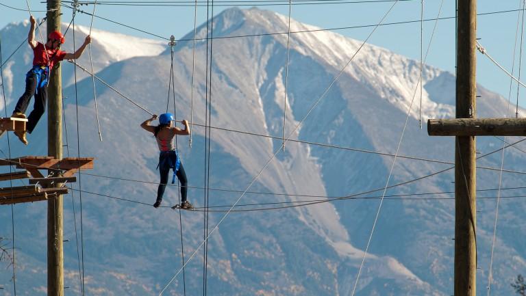 Colorado Ropes Course