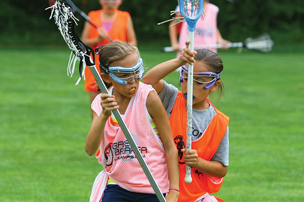 Lax Camps - Girls Lacrosse Training