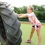 Girls LAX Drill Training