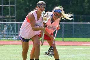 Lacrosse Training for Girls