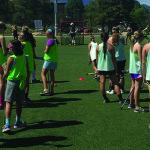 Girls Lacrosse Drills