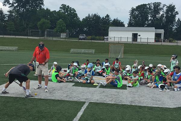Boys Lacrosse Summer Camp