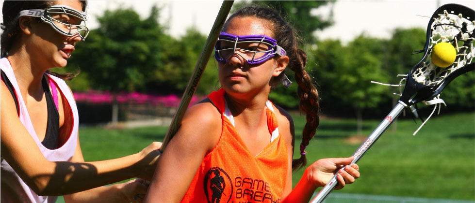 Girls Lacrosse Training