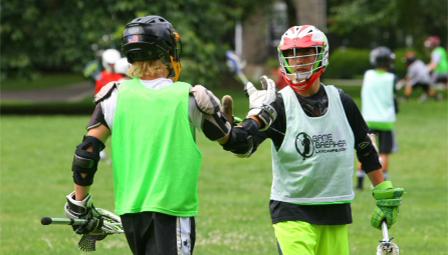 Lax Camps - Boys Lacrosse Clinics