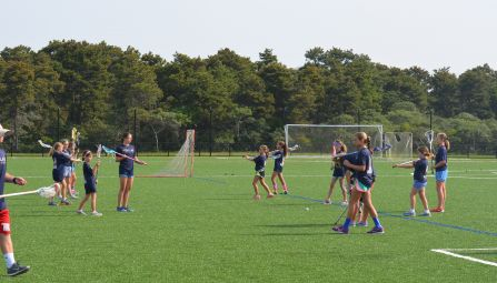 Lax Camps - Girls Lacrosse Passing Drills