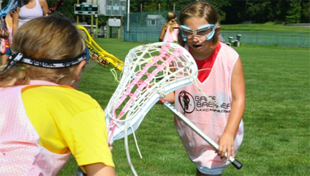 Girls Lax Drills